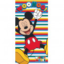 Prosop de plaja microfibra Mickey WooHoo 70*140 cm Star ST50292