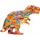 Puzzle forma Dinozaur, 280 piese Mideer MD3083
