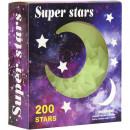 Set 200 Stele Fosforescente Bambinice BN011