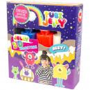 Set Tubi Jelly cu 3 culori - Monstri Tuban TU3318