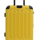 Troller CATERPILLAR Cruise, 20 inch, material ABS hard case - galben