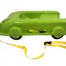 Carucior de tras si sanie copii MyKids 06550/1 Verde
