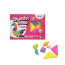 "Cutie creativa Stickn Tangram Blocks - forme geometrice"""