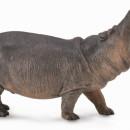 Figurina Hipopotam pictata manual XL Collecta