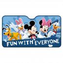 Parasolar pentru parbriz Mickey and Friends Disney Eurasia 26063