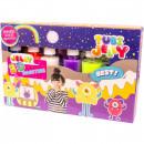 Set Tubi Jelly cu 6 culori - Monstri Tuban TU3324