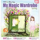 "Carte creativa Stickn My Magic Wardrobe - primavara"""