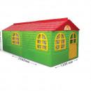 Casuta de joaca MyKids 02550/23 Green/Red - Big