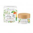ECO NATURE - Crema de Fata Hidratanta si Calmanta cu Prune Kakadu, Iasomie si Mango 50 ml