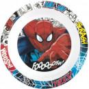 Farfurie adanca melamina Spider-Man Lulabi 7939502