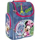 Ghiozdan pentru copii cu carcasa tare Minnie 37 cm