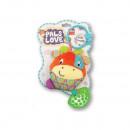 Jucarie zornaitoare Mica Girafa MG Love to Play 403092G