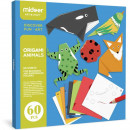 Kit Origami Animale, 60 foi