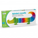 Puzzle Alfabet - Crocodil