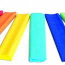 Rola hartie creponata, 25 x 200 cm, 10 buc/set, GIMBOO - culori asortate