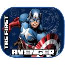 Set 2 parasolare Captain America Eurasia 25470
