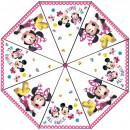 Umbrela transparenta Minnie, diametru 76 cm