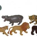 Animale salbatice set de 9 figurine - Miniland