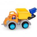 Camion Gunoi culori vesele cu 2 figurine - Jumbo
