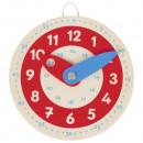 Joc din lemn Invata Ceasul - Goki