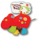 Jucarie zornaitoare Hipopotam MG Love to Play 403113