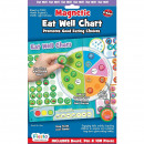 Set magnetic Mananca sanatos - Eat Well Chart Fiesta Crafts FCT-2946