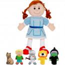 Set Marionete Vrajitorul din Oz Fiesta Crafts FCT-2689