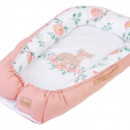 Baby Nest Klups Nature & Love Rose N001