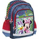 Ghiozdan scoala Minnie Mouse 38 cm