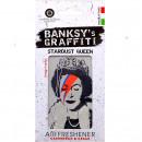 Odorizant auto Stardust Queen Banksy UB27007