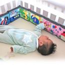 Protectie laterala patut copii - Car-Boy Japonia. Aparatoare laterala patut