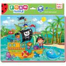 Puzzle Pirati 24 piese Roter Kafer RK1201-12
