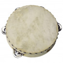 Tamburina cu piele naturala si minitalgere