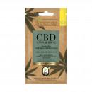 CBD CANNABIDIOL Masca de fata hidratanta si detoxifianta cu canabidiol CBD pentru tenul mixt si gras 8g