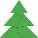 IQ game din piatra Christmas Tree