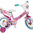 "Bicicleta 14"" Minnie Mouse"
