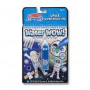 Carnet de colorat apa magica In Spatiu