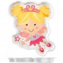 Farfurie melamina Fairy Tales - Fairy Lulabi 7945400