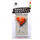 Odorizant auto Bandaged Heart Banksy UB27002