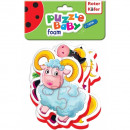 Puzzle Bebe Animale de la Ferma, 16 piese Roter Kafer RK6010-03