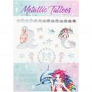 Set tatuaje metalice Depesche PT10040