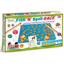 Joc de curse distractiv pentru incurajarea invatarii ortografiei!