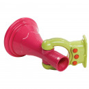 Megafon verde-roz