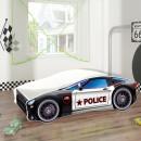 Pat Tineret MyKids Race Car 03 Police-160x80