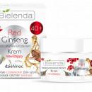 RED GINSENG Crema Hidratanta Antirid 40+ zi/noapte 50 ml