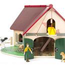 Set de joaca Ferma cu figurine
