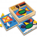 Incepem sa invatam formele Melissa and Doug