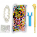 Monster Tail Rainbow Loom