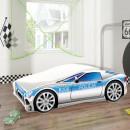 Pat Tineret MyKids Race Car 09 Policja-160x80