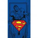 Prosop fata Superman 30x50 cm SunCity CBX191112SUP
